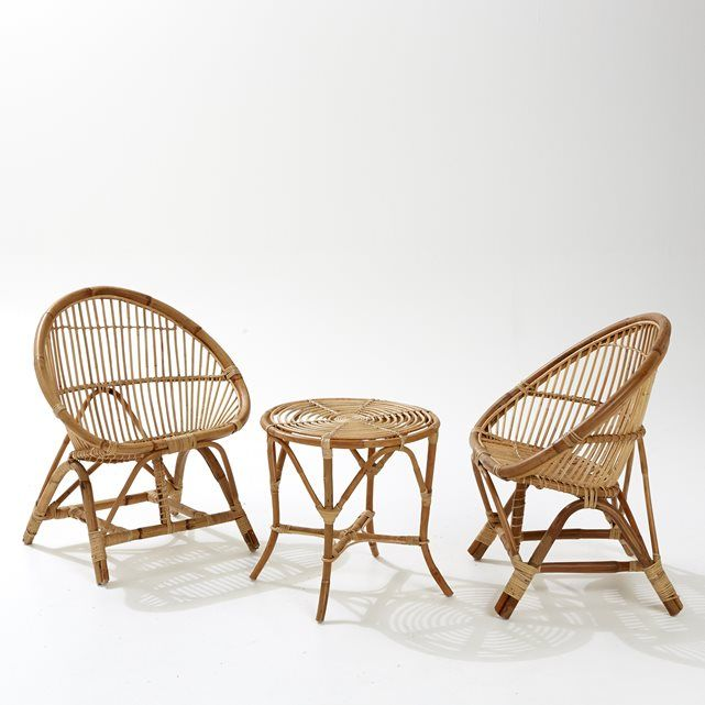 Salon de jardin Malu La Redoute Interieurs : prix, avis & notation ...