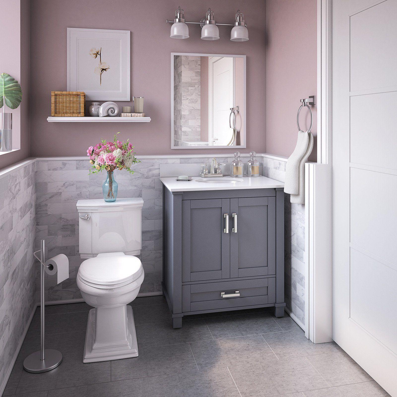 BellO Castle Point 30 in Freestanding Single Sink