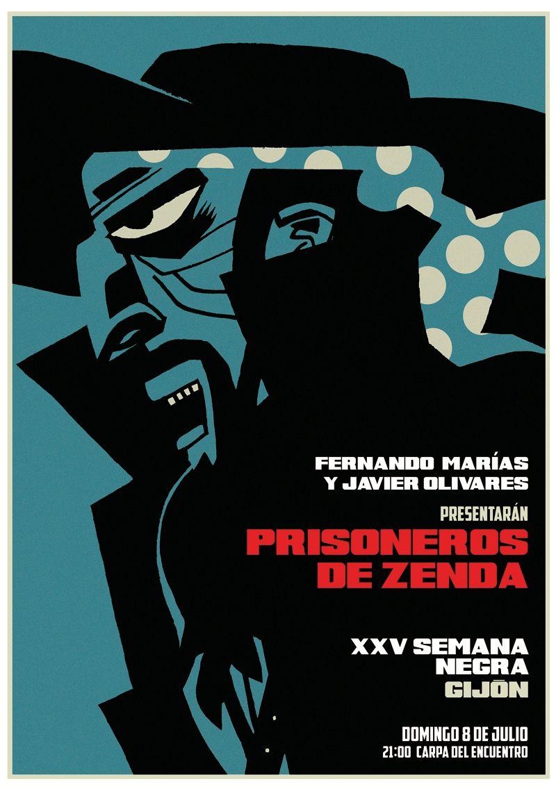 "PRISIONEROS EN LA ""SEMANA NEGRA"" - Javier Olivares"