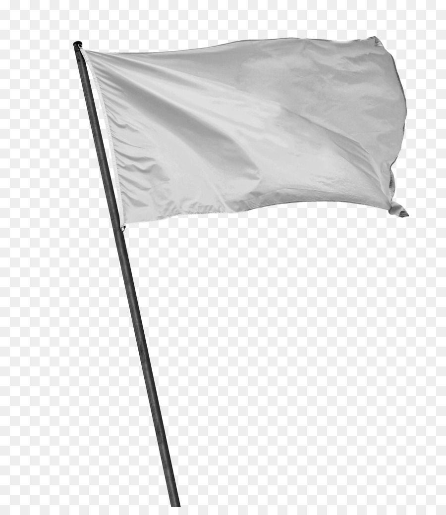 White Flag Wait White Flag White Flag Black And White Flag Image Icon