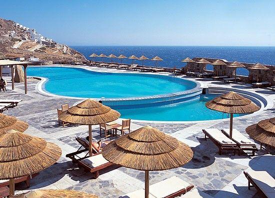 Mykonos Hotels In Island Greece