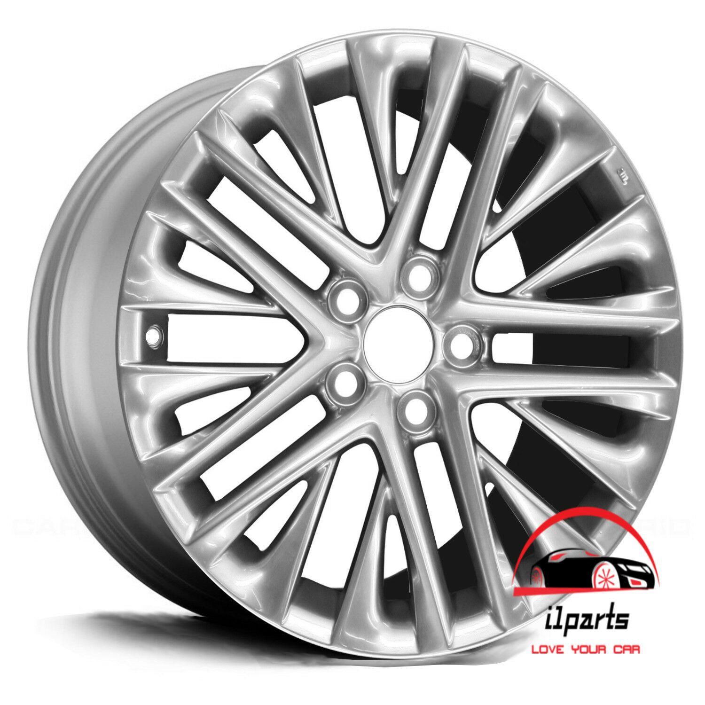 Lexus Es350 2013 2014 2015 2016 2017 2018 18 Factory Original Wheel Rim 314 00 Wheel Rims Rims Lexus
