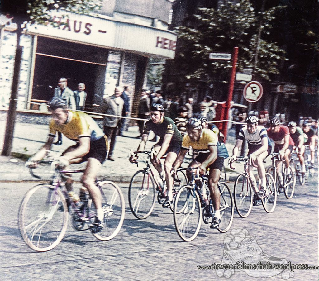 Cycling - Vintage - Photography
