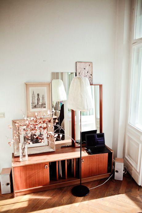 Malin Elmlid S Berlin Apartment Via Freunde Von Freunden
