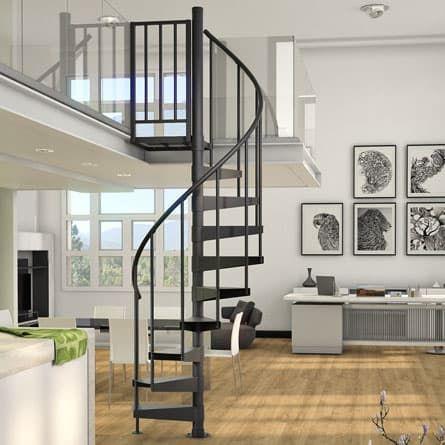 The Gateway Spiral Stair Kit – Universal Style & Versatility