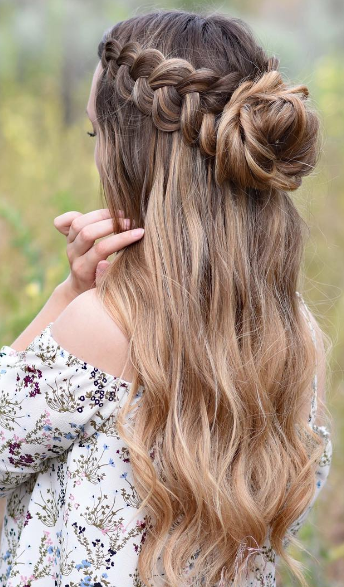 8 Halo Braid Hairstyles That Will Keep Your Look F