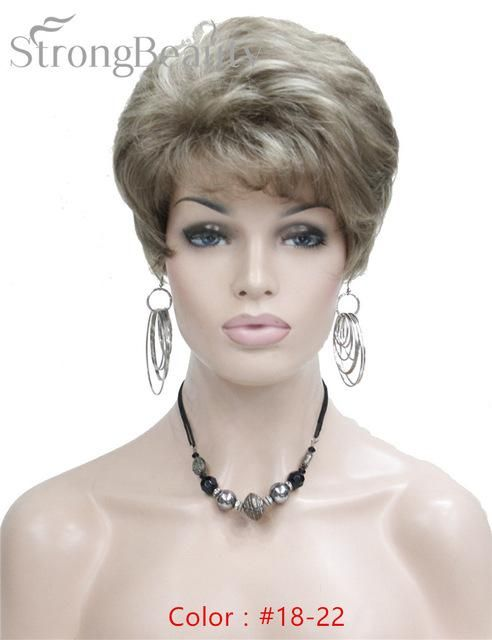 Short Hair Wigs Images