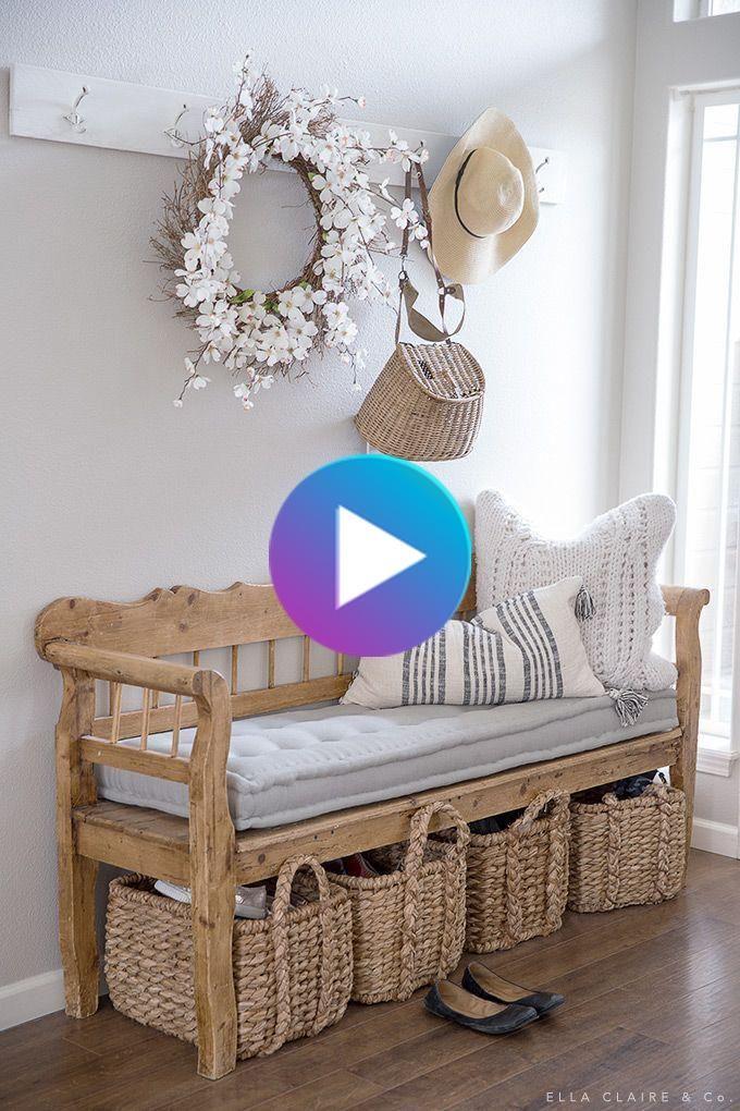 Eenvoudige voorjaar decoratie - Woonaccessoires Blog