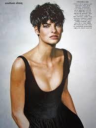Image Result For Linda Evangelista Short Hair Short Hair Styles Vogue Hairstyles Hair Beauty