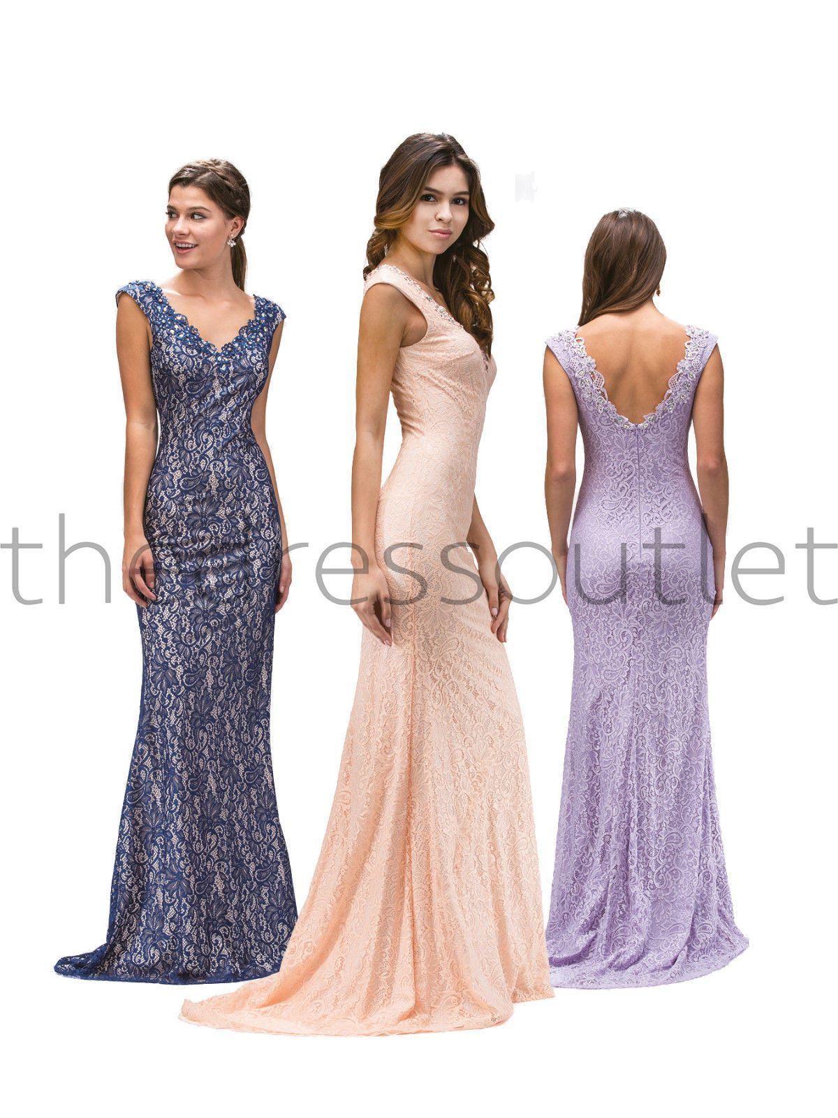 Long formal mermaid cap sleeve lace plus size prom dress products