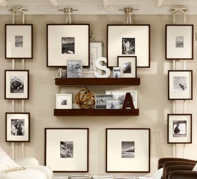 30 Coastal Gallery Walls Inspiration Ideas To Create A Compelling Wall Art Display Home Decor Gallery Wall Inspiration Coastal Gallery Wall
