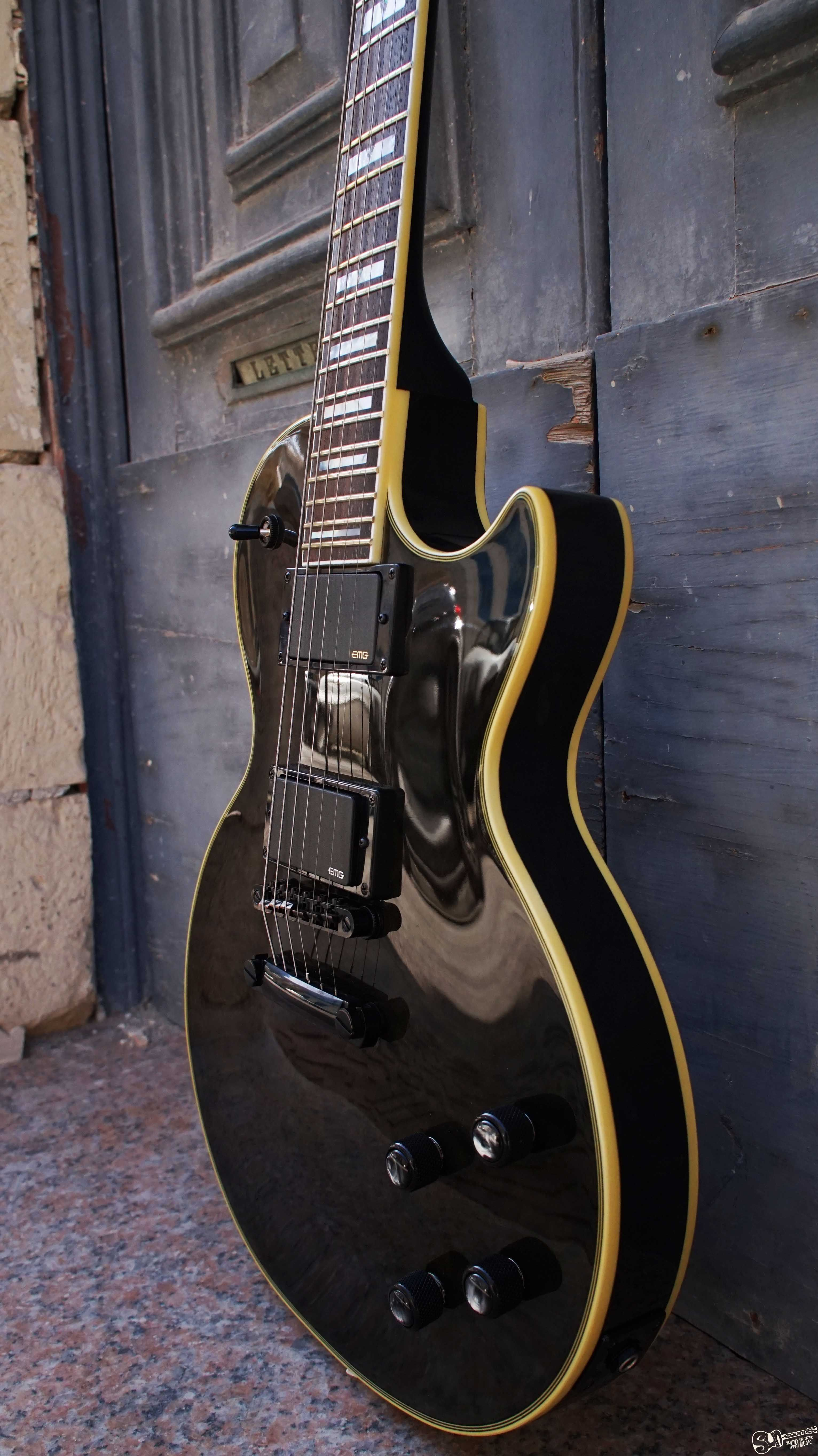 Epiphone Les Paul Custom Prophecy Plus   Sun-Sounds - Madly in Love