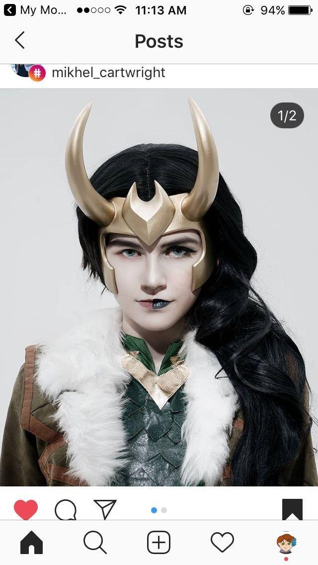 God or Goddess? (Lady Loki Fanfiction) - Parade🏳️🌈 in ...