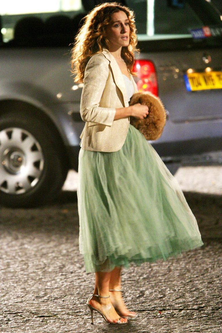 How Much Does It Cost To Dress Carrie Bradshaw