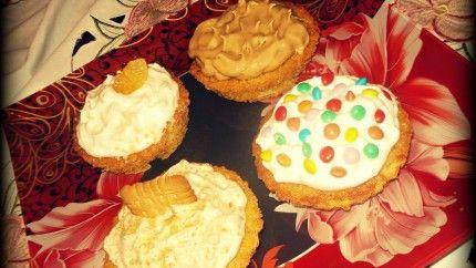 طريقة عمل الميني كيك Mini Cake Recipe Mini Cake Recipe Cake Recipes Mini Cakes