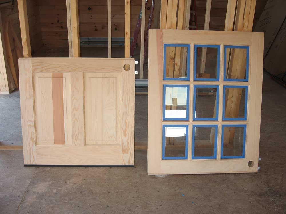 How To Make A Dutch Door From Interior Door Dutch Door Pinterest