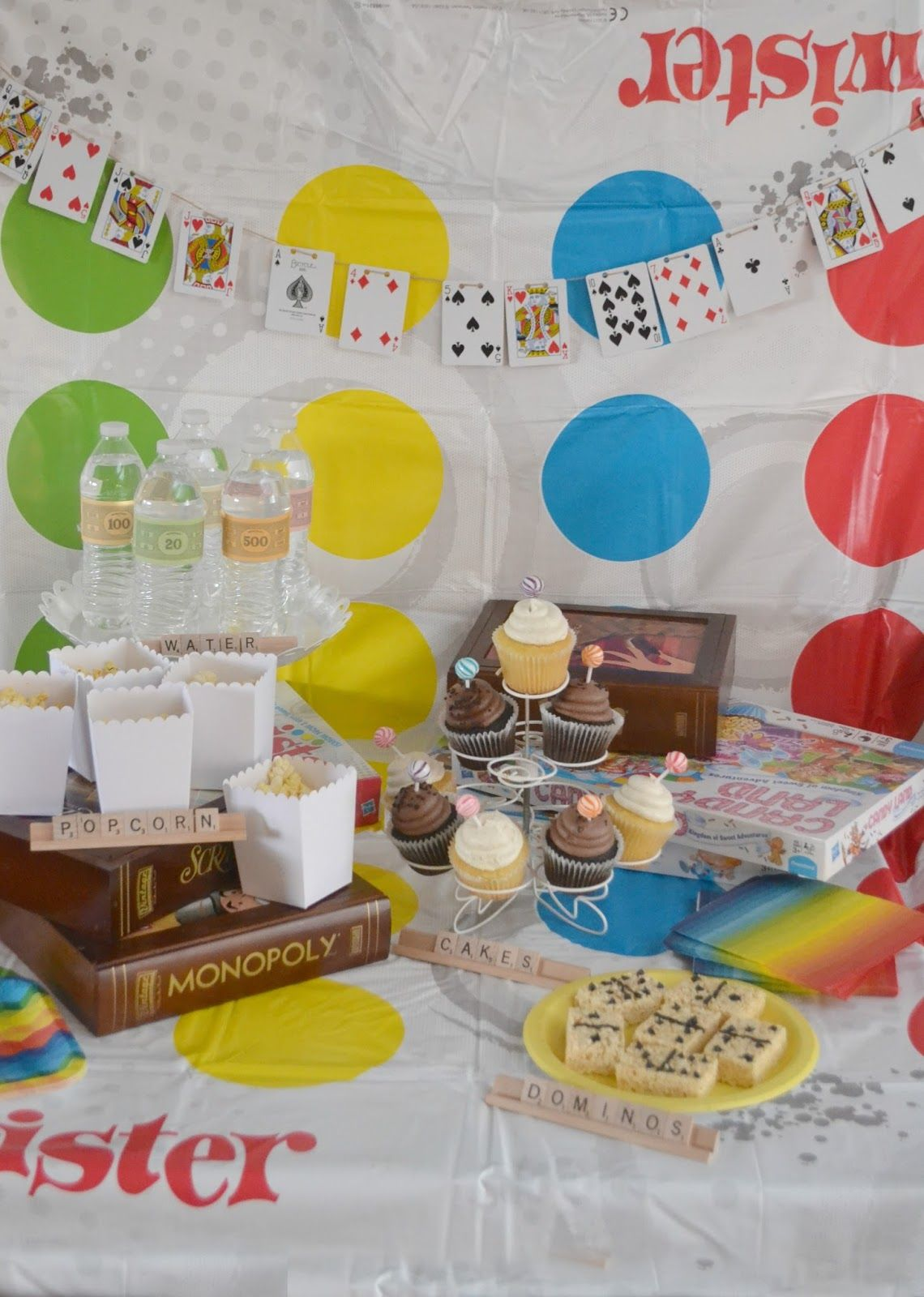 Game Night Party Ideas Game Night Parties Game Night Decorations Board Game Party