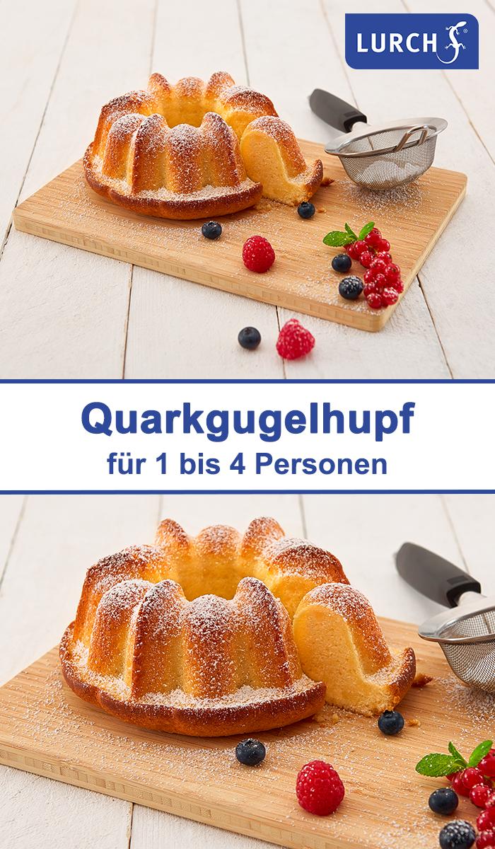 Zutaten 125g Quark 125g Puderzucker 125g Butter Weich 1pk