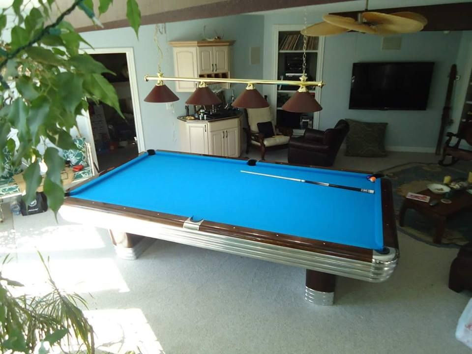Brunswick Billiards Centennial Pool Table Pool Tables Billiard - Best place to sell pool table