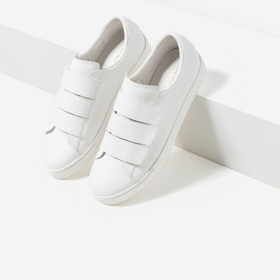 Sneakers, Fashion walk, Zara