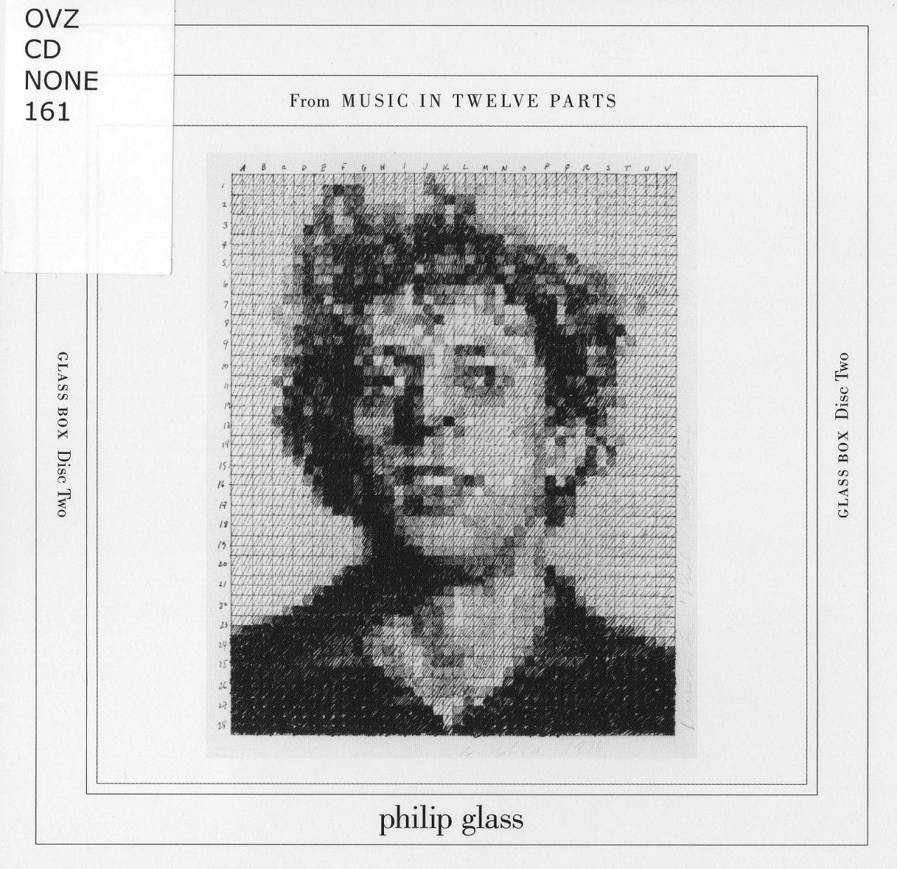 Philip Glass Glass Box A Nonesuch Retrospective (2008