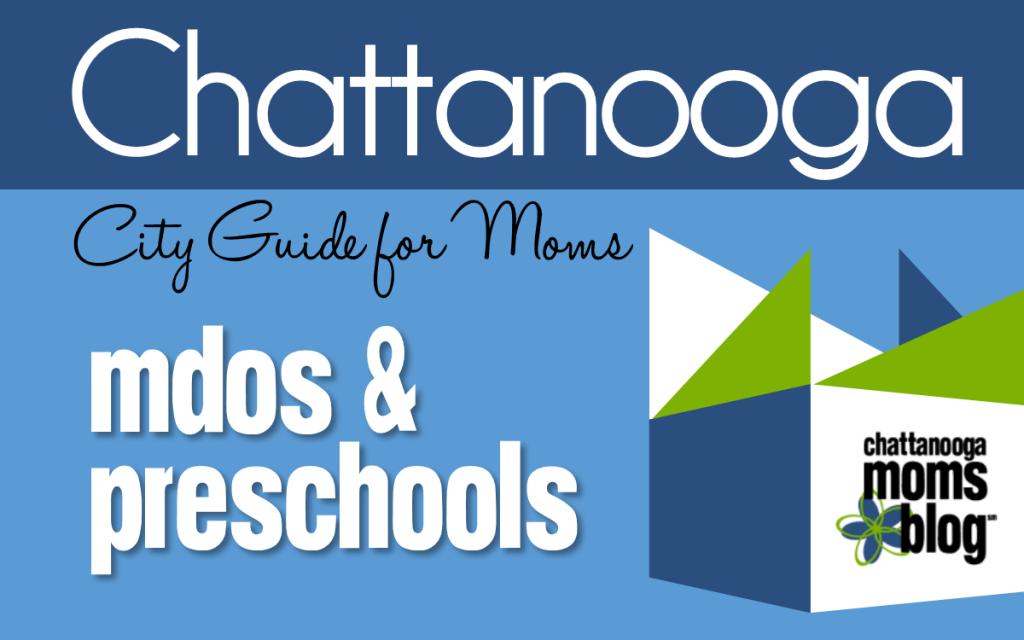 Guide To Chattanooga Private Schools, MDO, Preschools