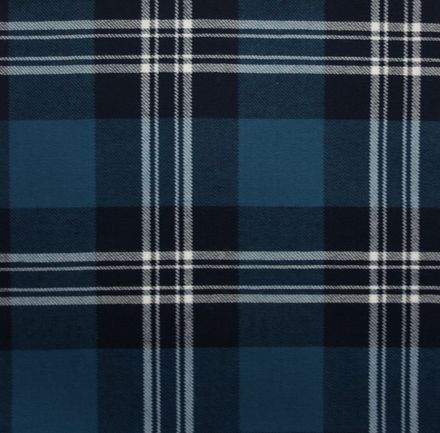 The tartan was designed in the early 1930s by Arthur Bottomly of Peter MacArthur Ltd in Hamilton. It was produced in honour of Prince George (then Earl of St Andrews), eldest son of the Duke and Duchess of Kent. Use of the tartan became widespread in the 1970s and its popularity has continued through the association with the town of St Andrews and consequent golfing links.