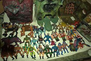 He-man-masters-of-the-universe-action-figure-job-lot-bundle-RETRO-80S-toy