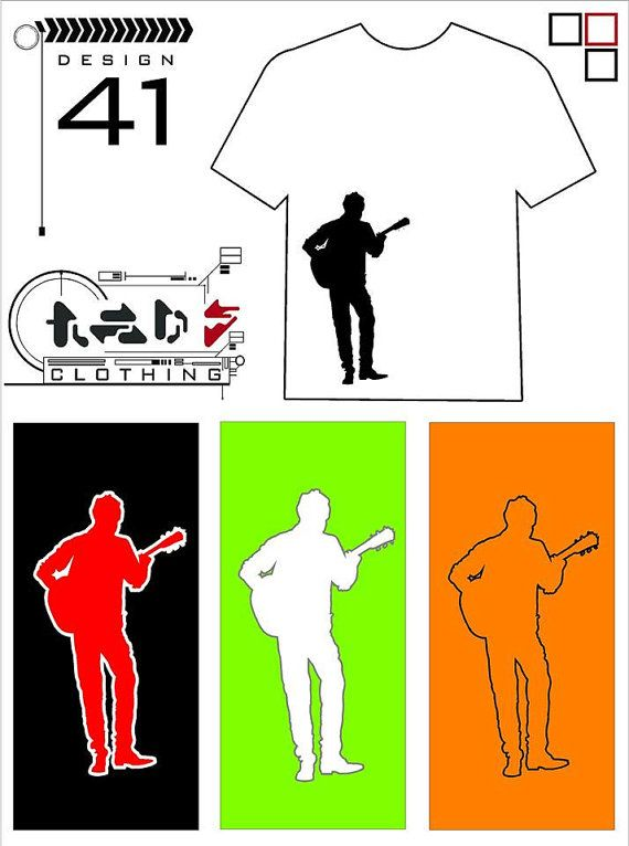 Dave Matthews Silhouette T Shirt By Red5llc On Etsy 1500 Dave