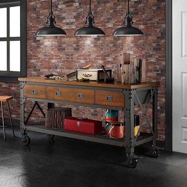 Whalen Furniture  Industrial design furniture, Industrial