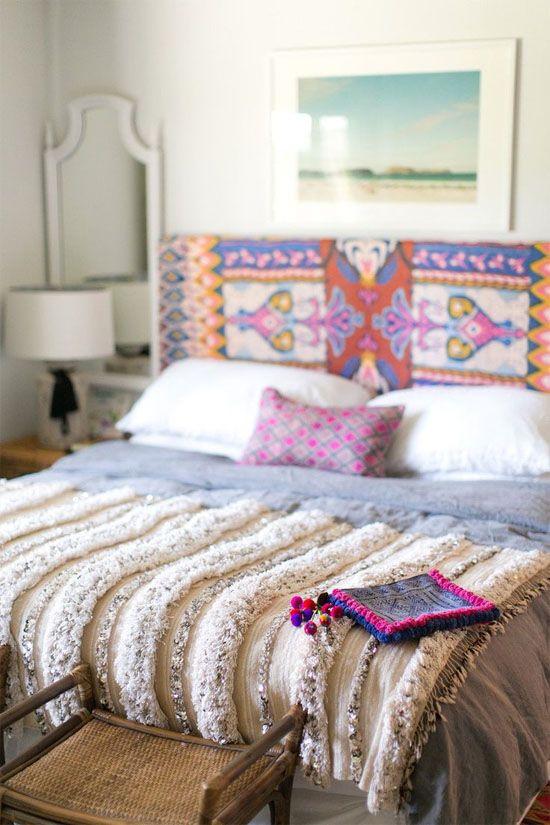 Photo of Moroccan wedding blankets
