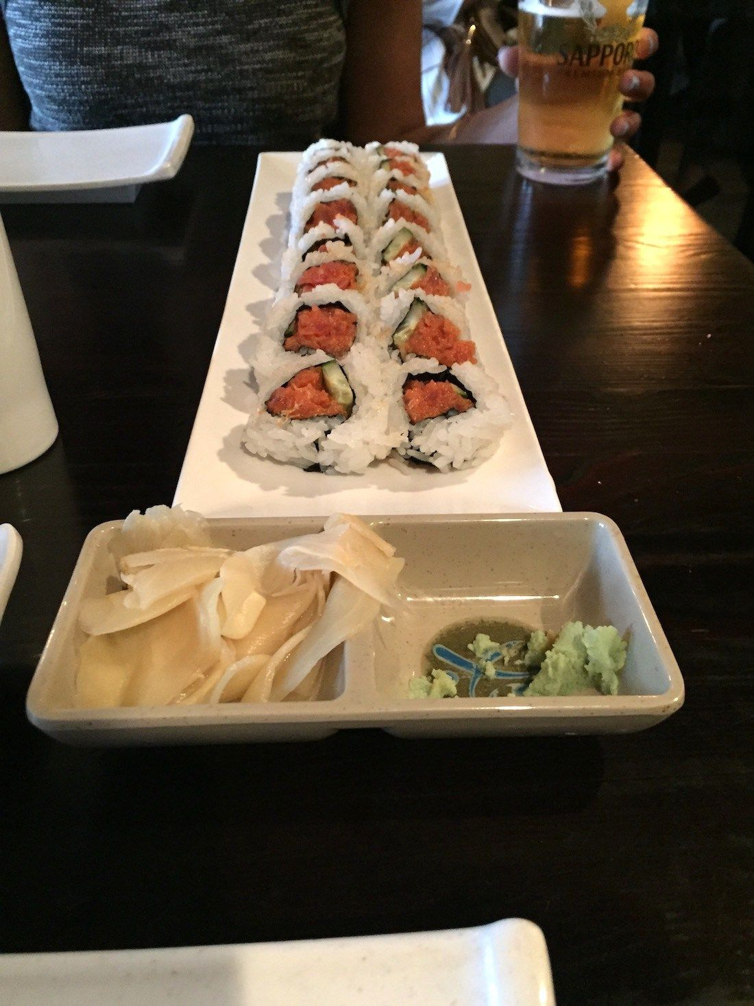 Local Eats Tenno Sushi (Little Tokyo, Downtown Los