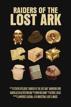 Raiders of the Lost Ark Indiana Jones | Harrison Ford
