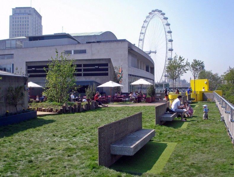 Top 10 Rooftop Bars In London Roof Garden