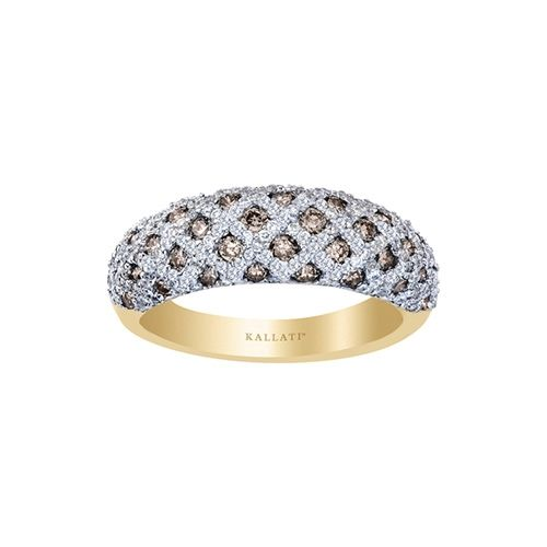 Fred Meyer Jewelers Kallati 1 15 ct tw Diamond Fashion Ring