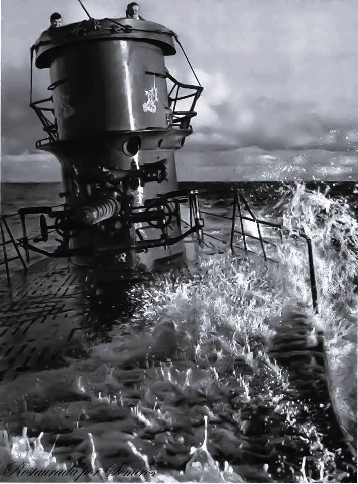 U 96 In 1941 U 96 Was One Of The Most Famous U Boats Of Wwii It Was Commanded By The U Boat Ace Lehmann Willenbrock Deutsche Kriegsmarine Kriegsmarine Schiff