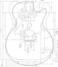 Hasil Gambar Untuk Les Paul Headstock Template Pdf  Skala Gipson