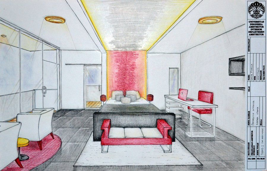 2nd Point Of View Room In Drawing