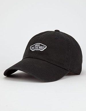 black vans hat