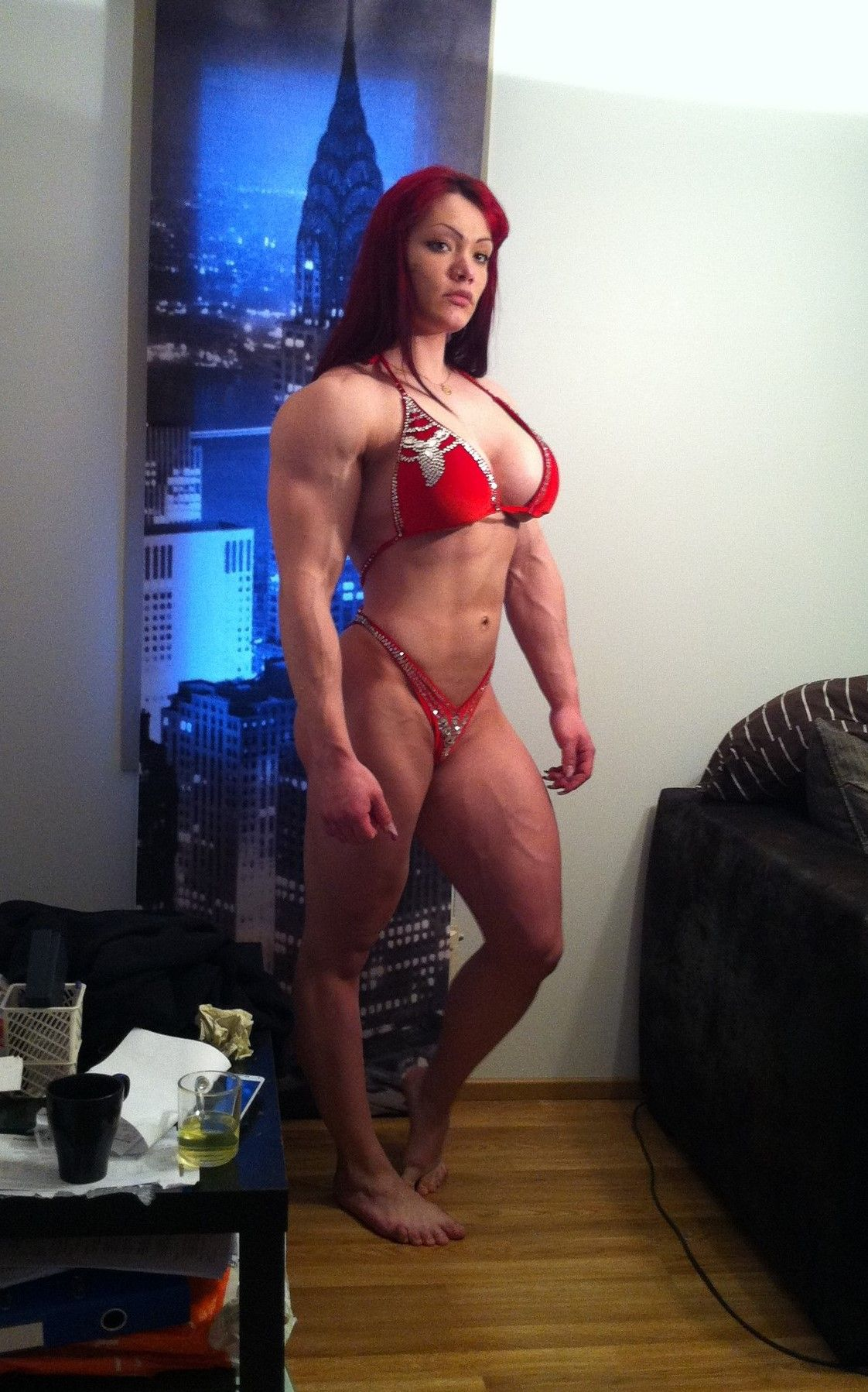 "scitechfitness: ""zimbo4444: "" ..Natalya Kovalyova..candidly great..  "" Yes. """