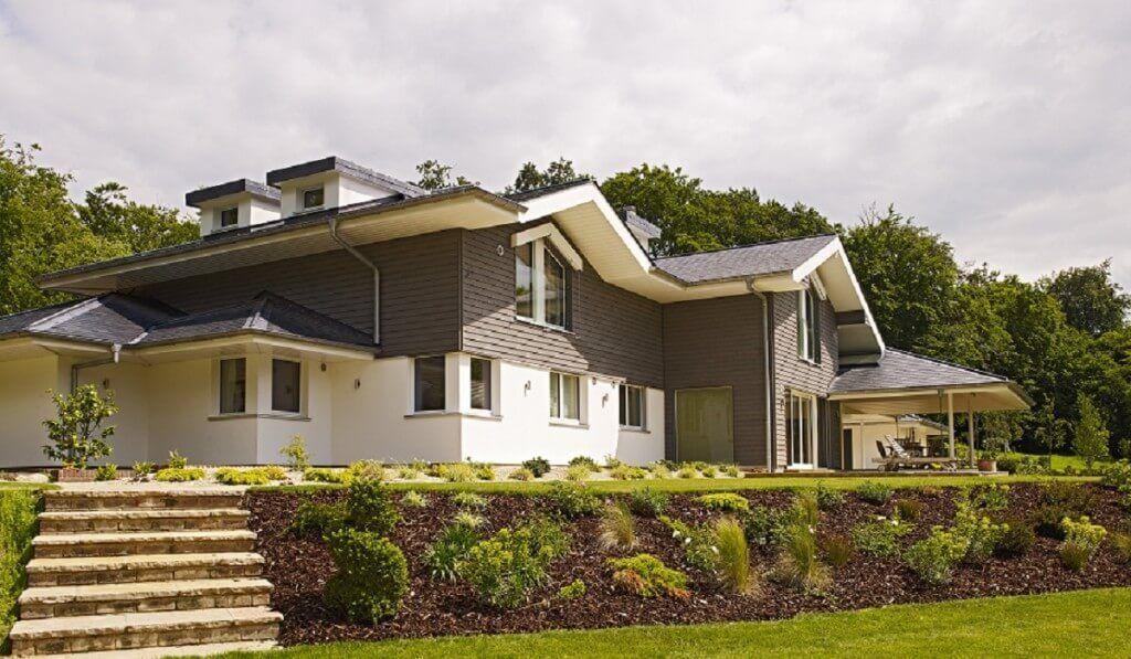 Landhaus Hauck - Baufritz - http\/\/wwwhausbaudirektde\/haus - landhaus modern
