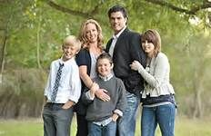 Family Picture Poses For 5