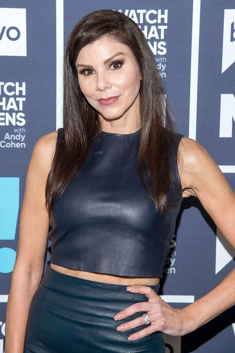Real Housewives Of Orange County Alum Heather Dubrow Shares Makeup Free Selfie As She Turns 50 Real Housewives Free Makeup Terry Dubrow