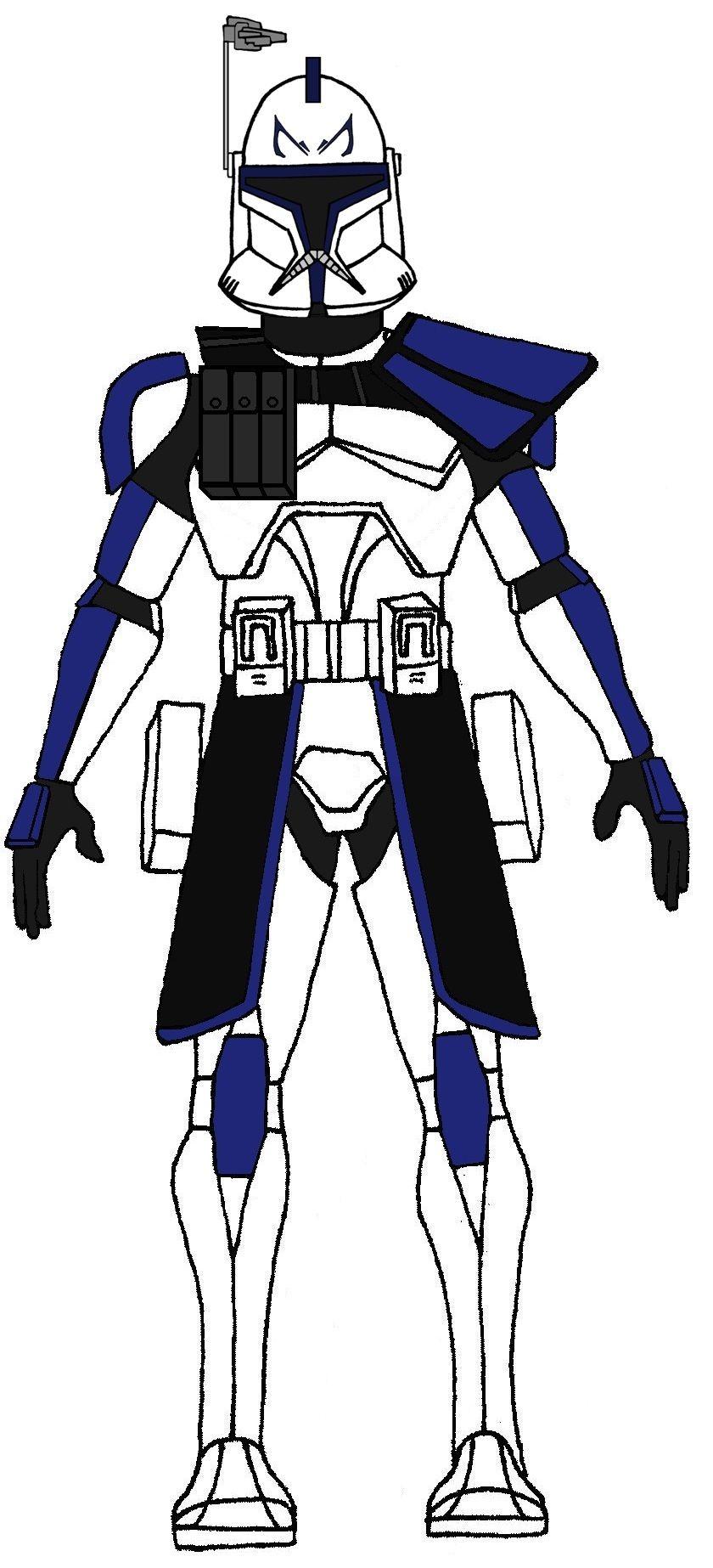 clone captain rex 1 star wars the clone wars series pinterest