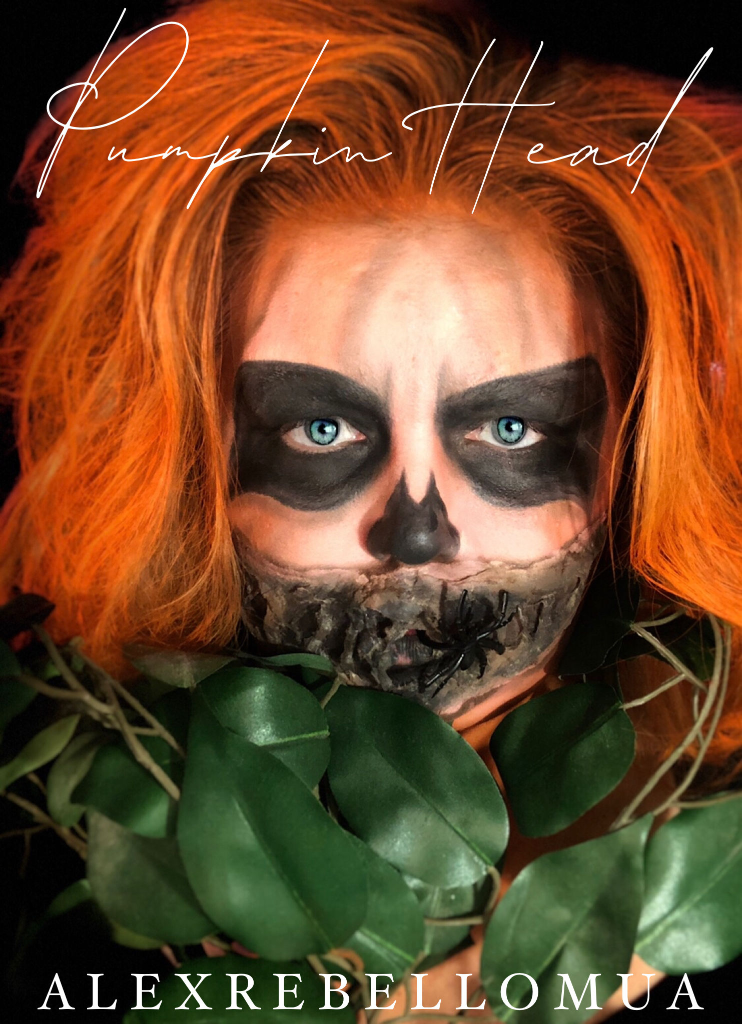 Pin by AlexRebelloMUA on Halloween makeup Halloween
