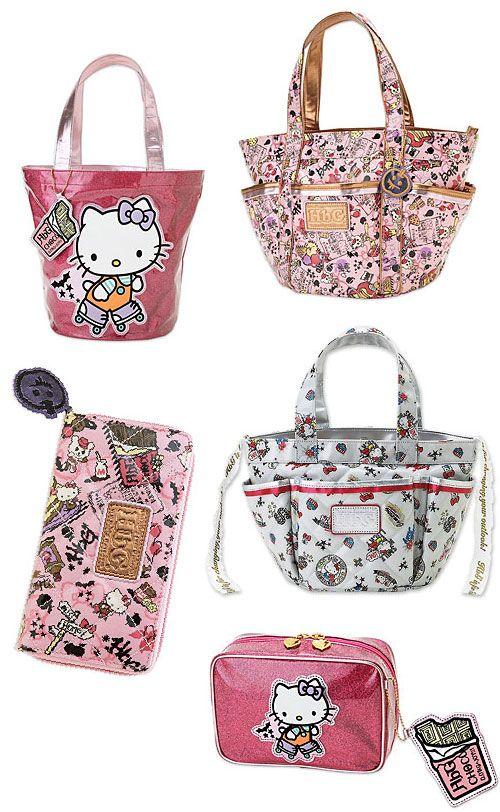 5b01435b6131 HbG Hello Kitty Bags – Hello Kitty On Roller Skates