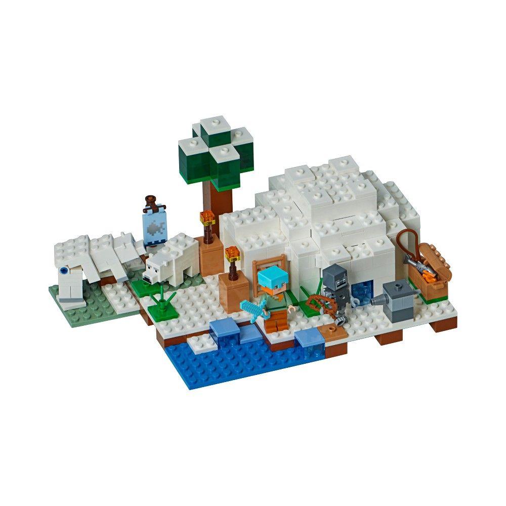 In Minecraft Igloo 2019Knights Lego Polar The 21142 w8PnOk0X