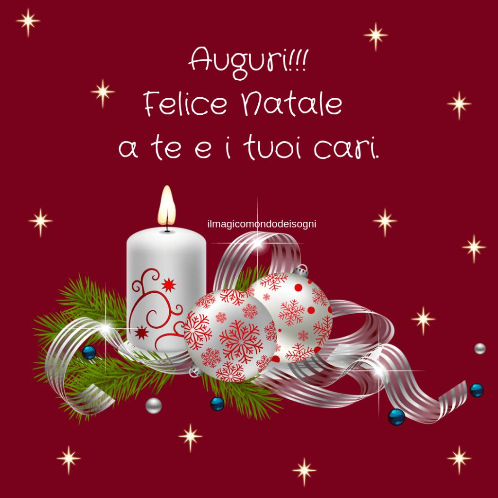 Cartoline Auguri Di Buon Natale Merry Christmas Il Magico Mondo Dei Sogni Christmas Ornaments Novelty Christmas Birthday