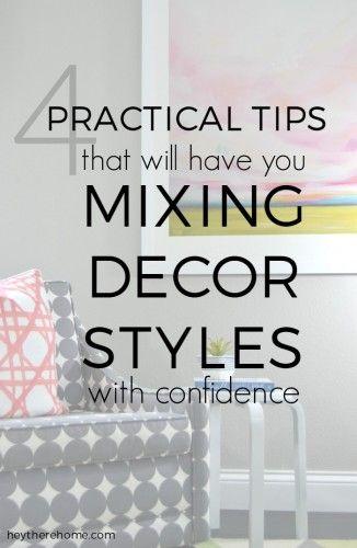 Photo of 4 Praktische Tipps, mit denen Sie Dekorstile mit Zuversicht mischen können