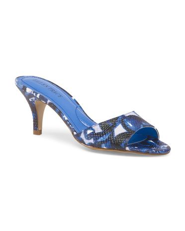 Augusta III High Heel Sandal
